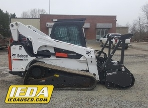 Used 2013 Bobcat T870 For Sale
