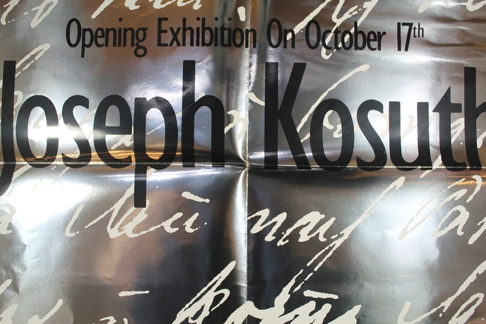 Joseph Kosuth thumbnail 3