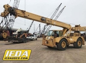 Used 1993 Grove RT58E For Sale
