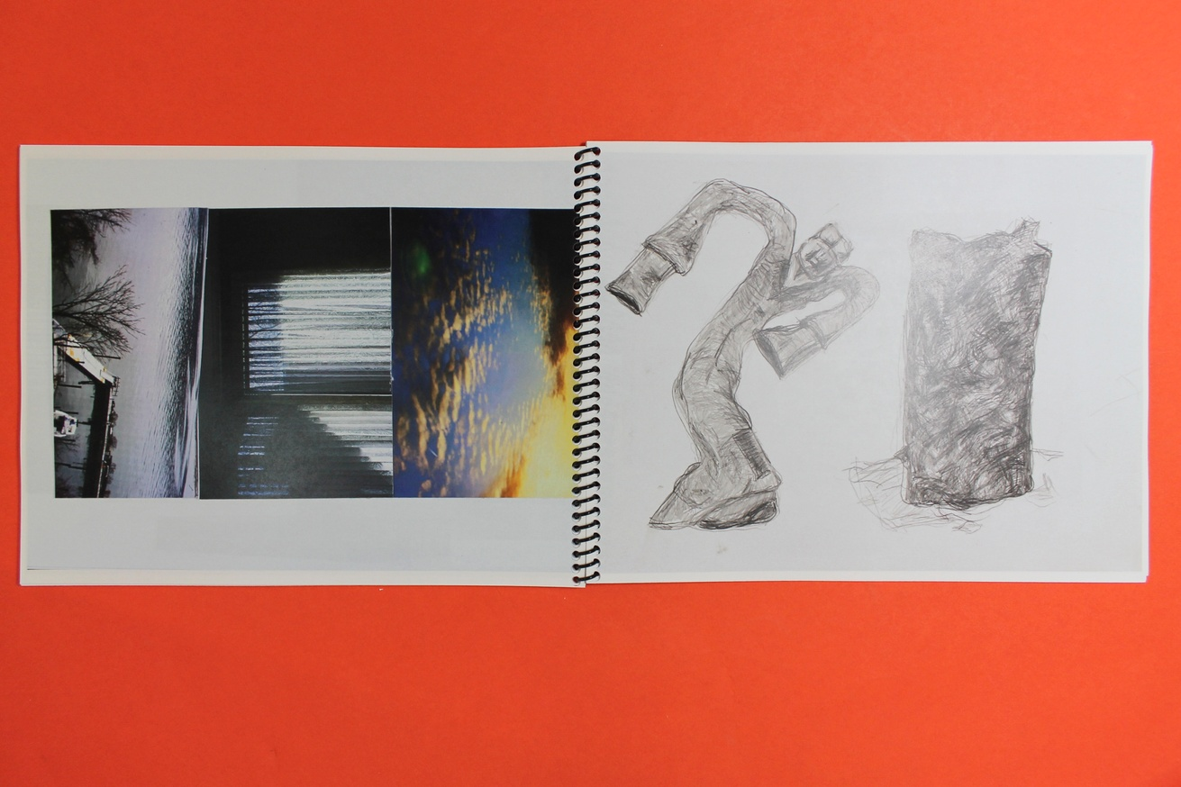 Here I Am, Photographs and Drawings About Nothing thumbnail 3