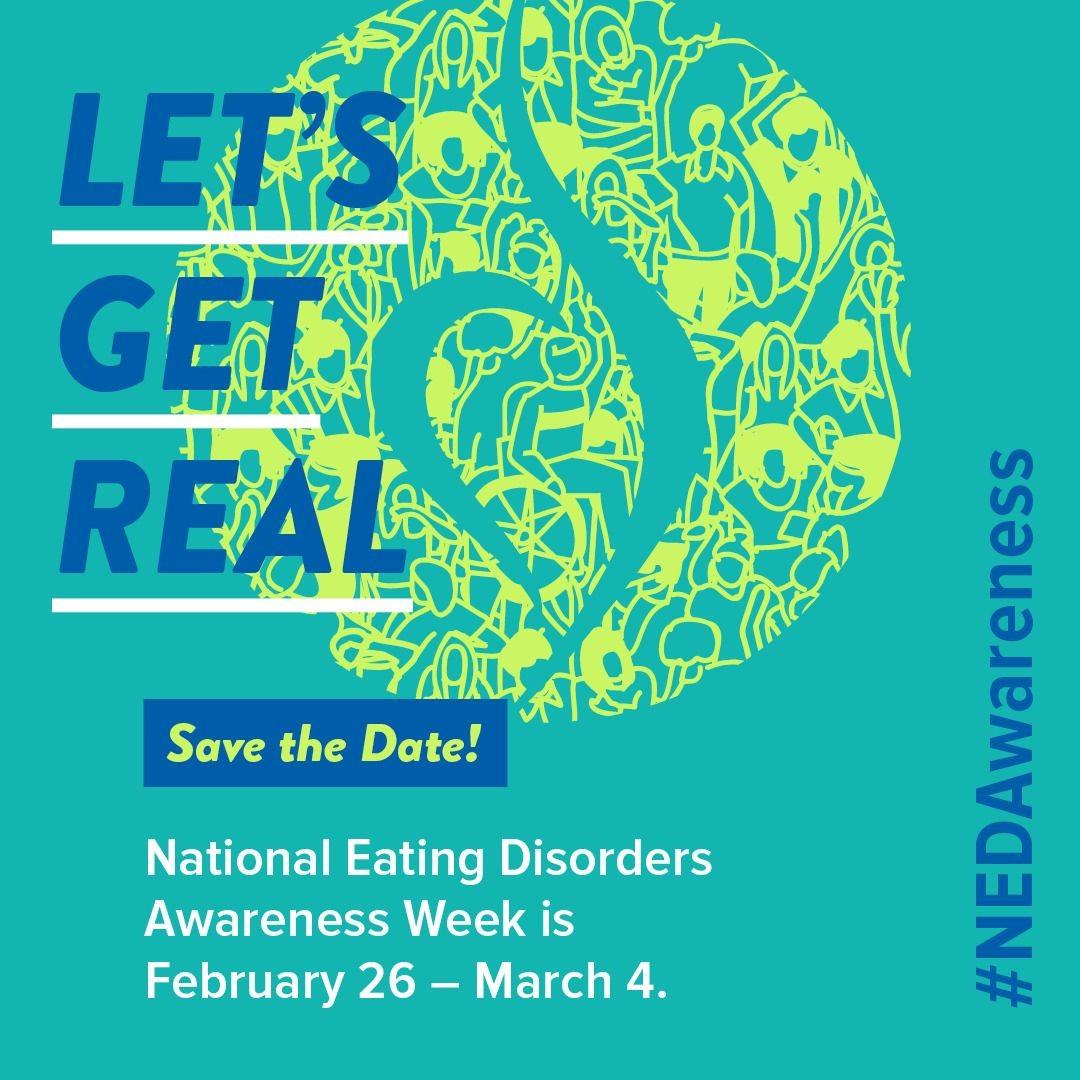 National Eating Disorders Awareness Week 2018
