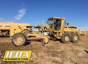 Used 2006 Caterpillar 14H For Sale