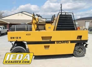 Used  Bomag BW12R For Sale