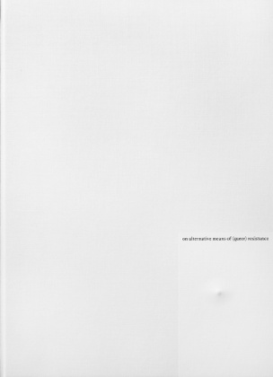untitled folder 5: on alternative means of (queer) resistance
