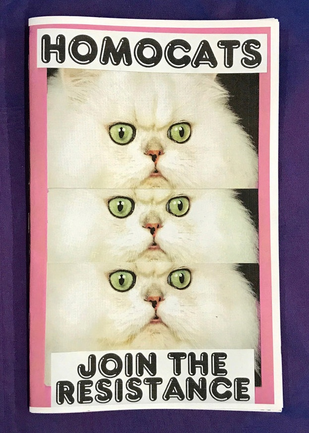HOMOCATS: Join the Resistance
