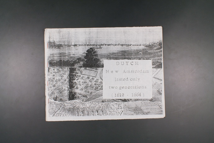 Dutch New Amsterdam Lasted Only Two Generations : (1610 - 1664) thumbnail 3
