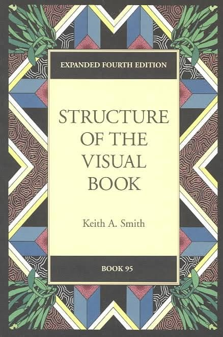Keith smith structure of the visual book printed matter structure of the visual book thumbnail 1 malvernweather Image collections