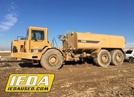 Used 1997 Caterpillar D400D For Sale