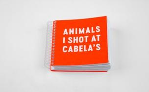 Animals I Shot at Cabela's