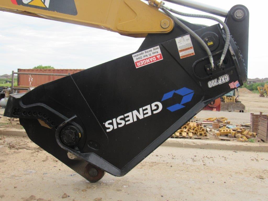 Used 2012 Caterpillar 336EL w/ Shear For Sale