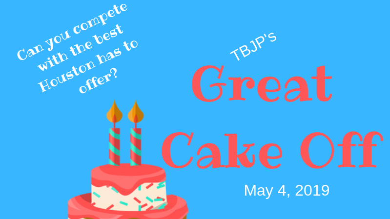 Wondrous Tbjps Great Cake Off Sponsormyevent Birthday Cards Printable Nowaargucafe Filternl