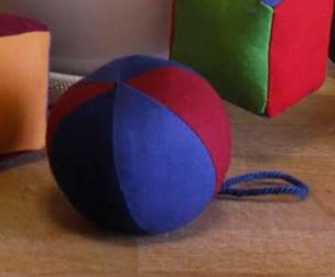 Soft Geometry Sphere Ornament