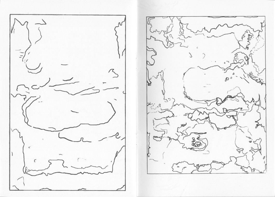 Christian Gfeller - Rothko Coloring Book - Printed Matter