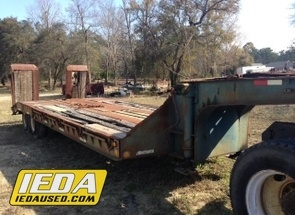 Used 1970 DORSEY 25 Ton For Sale