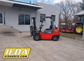 Used 2012 HeLi CPD25 For Sale