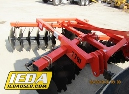 Used 2016 Land Pride DH2596 For Sale
