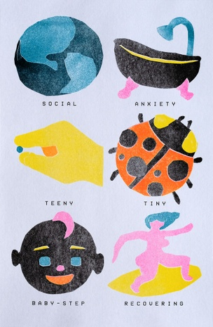2 by 3 (social anxiety)