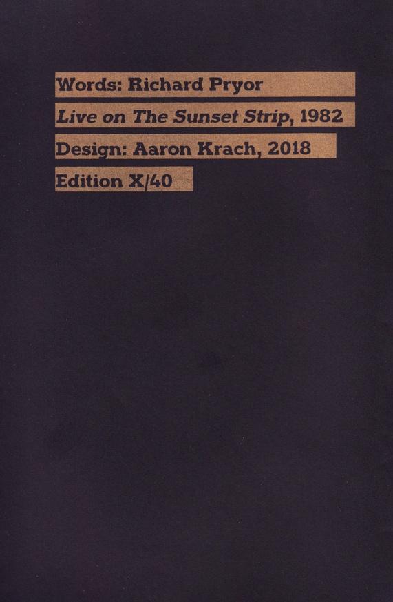 Richard Pryor: Live on The Sunset Strip thumbnail 5