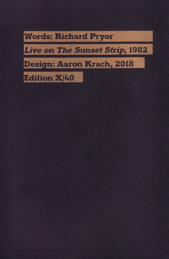 Richard Pryor: Live on The Sunset Strip thumbnail 5