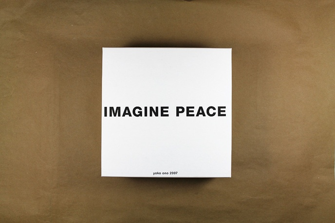 Imagine Peace Box