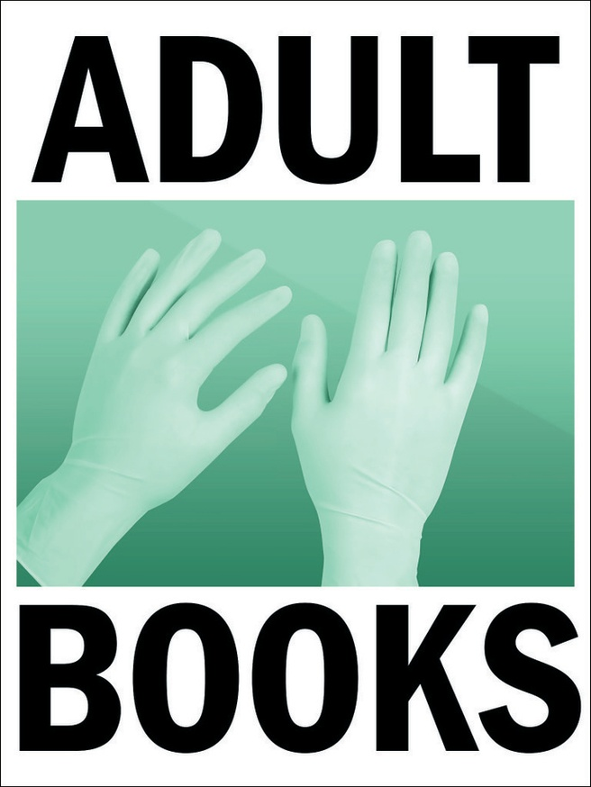 Adult Books, 2015 [White]