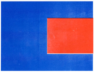 Tommy Flag Series: 8.5 × 11″, Riso MZ 1090U thumbnail 3