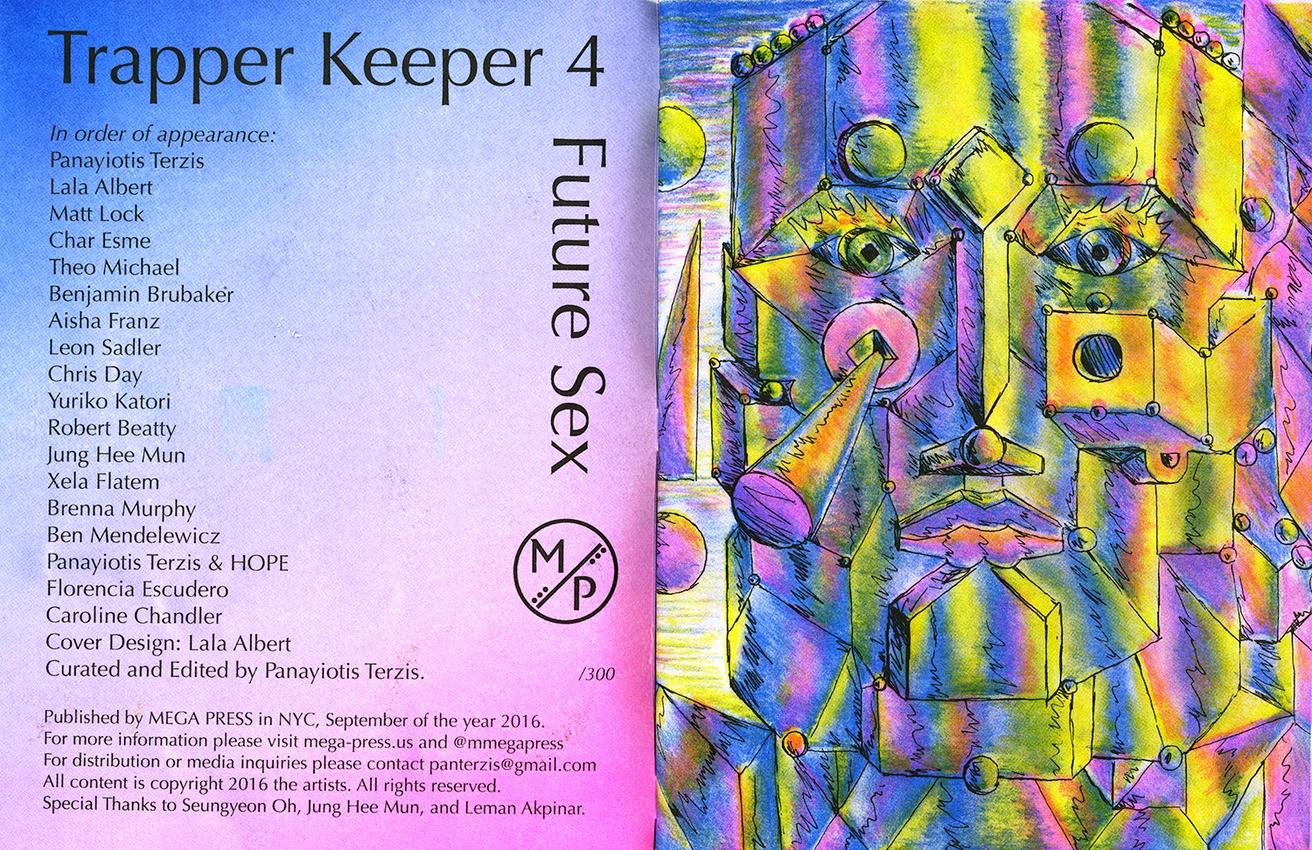 Trapper Keeper #4 thumbnail 2