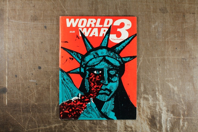 World War 3 Illustrated thumbnail 2