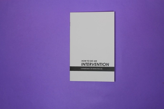 How to Do an Intervention