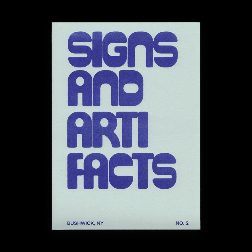 Signs And Artifacts - Bushwick, NY thumbnail 2