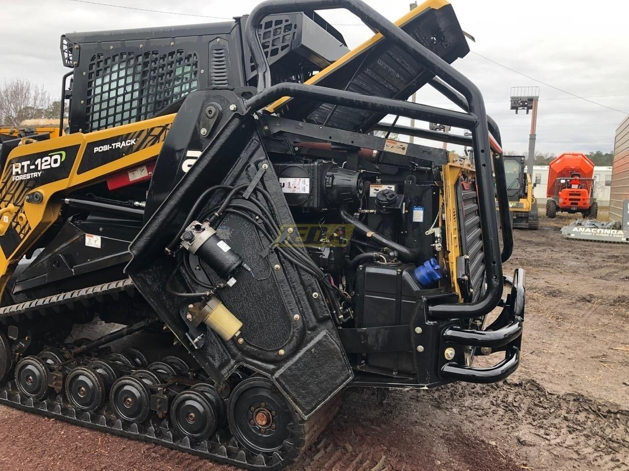 Used 2018 ASV POSI-TRACK RT120F For Sale