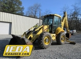 Used 2001 New Holland LB115B For Sale