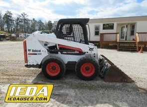 Used 2015 Bobcat S550 For Sale