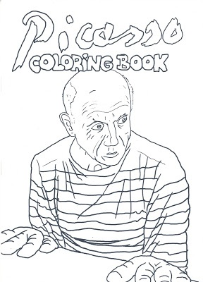 Picasso Coloring Book