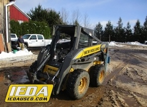 Used 2004 New Holland L185 For Sale