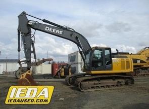 Used 2012 John Deere 200D For Sale
