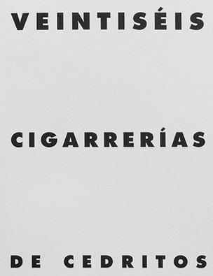 Veintiséis Cigarrerías de Cedritos