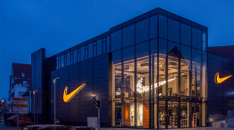 Trouver un Nike Store