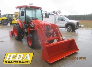 Used 2014 Kubota L4060HSTC For Sale
