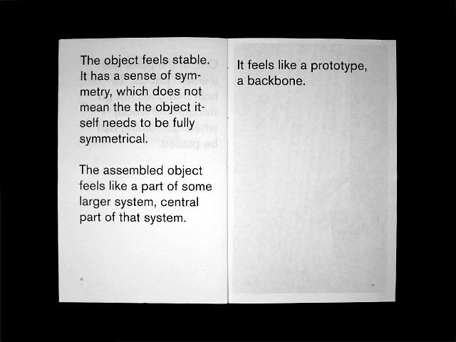 Object Described to a Carpenter thumbnail 3