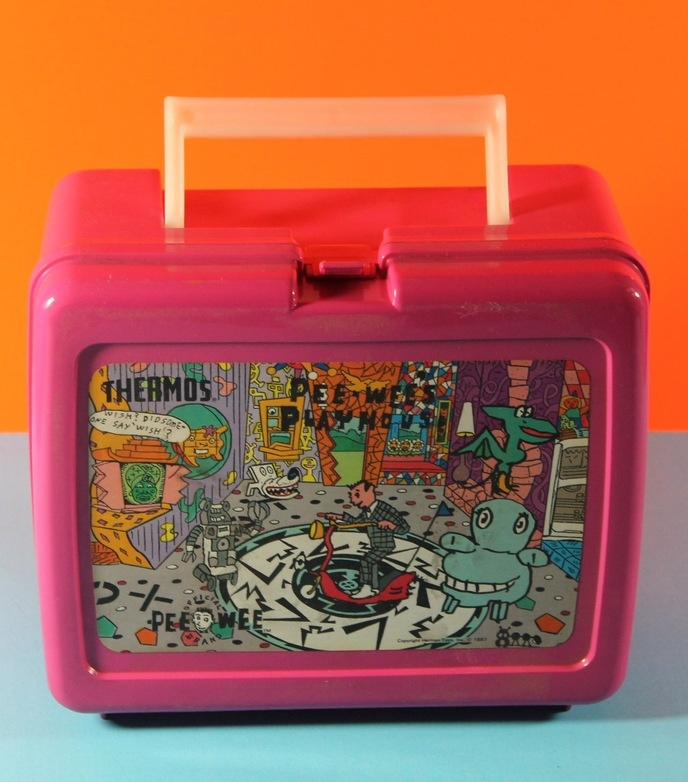 Pee-Wee Lunch Box thumbnail 2