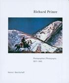 Richard Prince : Photographien/Photographs 1977-1993