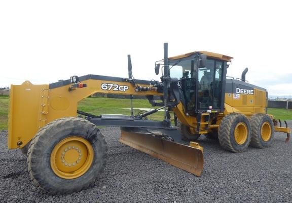 Used 2015 John Deere 672GP For Sale