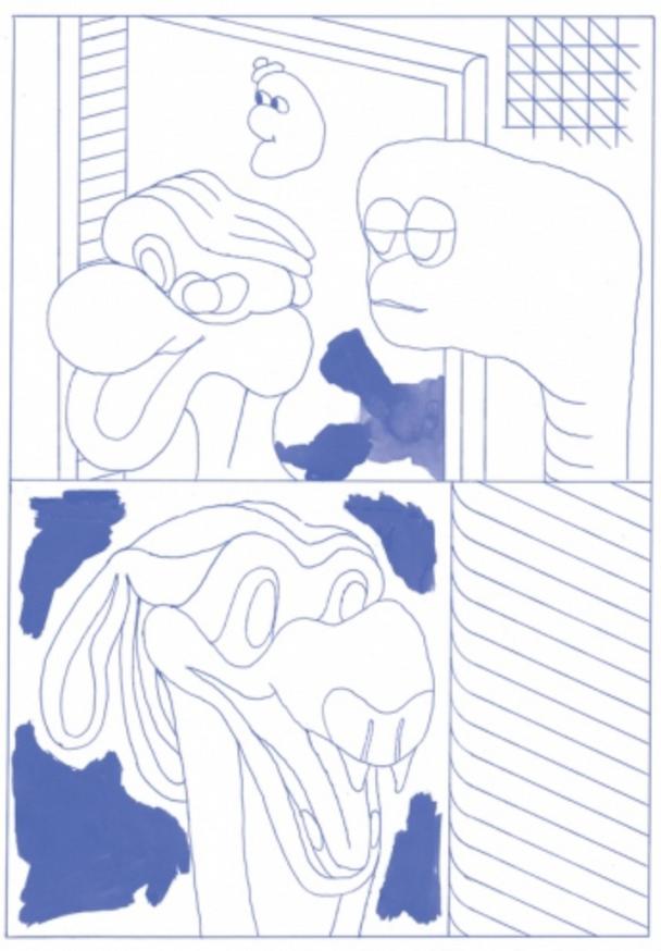 mini kuš! #58 (Night Door) thumbnail 3