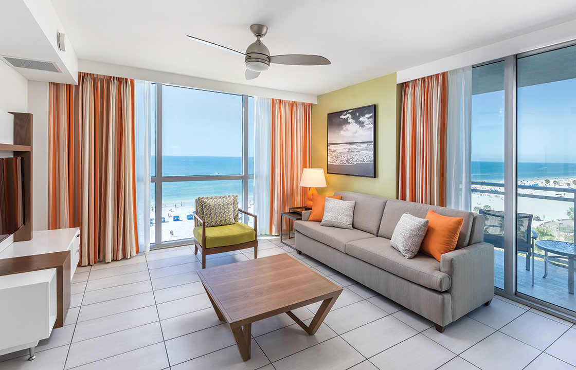 Apartment Clearwater Beach Resort 2 Bedrooms 2 bathrooms photo 18230868