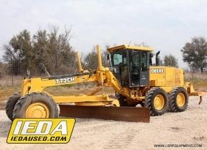Used 2004 John Deere 772CH II For Sale