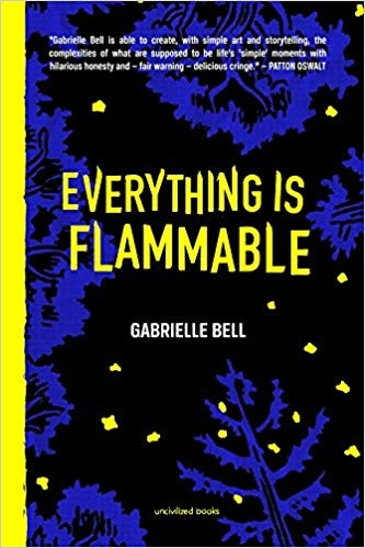 Adult Graphic Novels: Everything is Flammable thumbnail 1