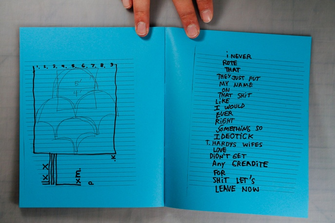 Poems and Poems for the Shopping Art Show. L.P.C.