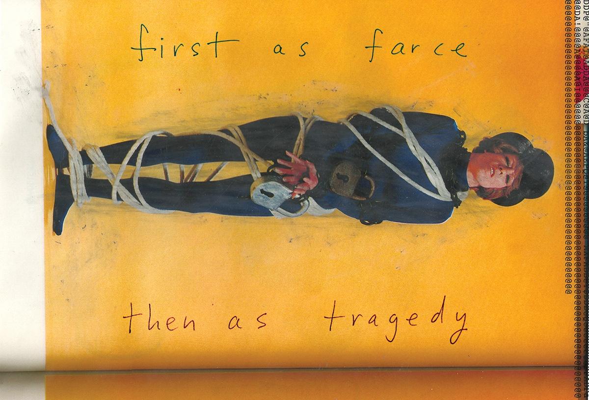 Sara Greenberger Rafferty Resistance Postcard