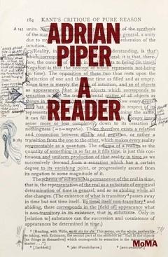 Adrian Piper: A Reader